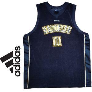 Adidas- Rare Vintage Basketball Jersey